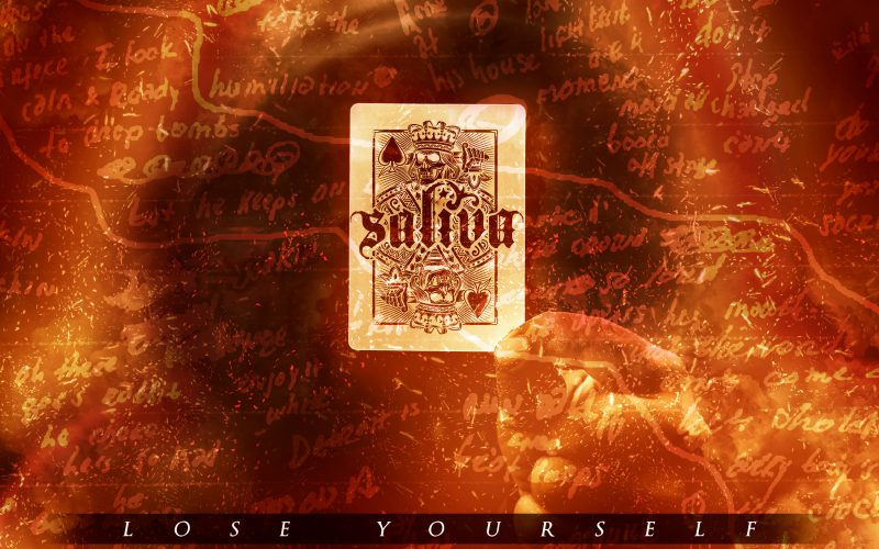 "Saliva drops new single – cover of Eminem's ""Lose Yourself"""